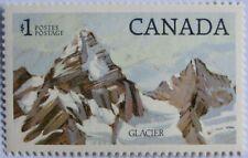 1984 CANADA #934iv: VF MNH 'Glacier National Park' - Harrison paper