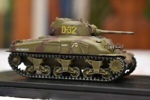 Dragon Armor 1/72 US M4a1 Sherman 2nd Division Normandy 1944 60258
