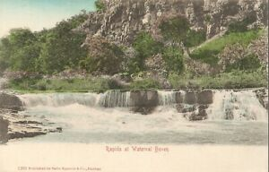 Rapids at Waterval Boven, South Africa.