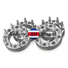 4 Wheel Spacers Adapters 8x180 to 8x180  For Chevy GMC 8 Lug 2500 3500 4x1.5