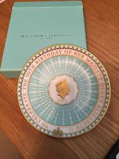 William Edwards Queens 90th Birthday Pin Dish Coaster Fortnum And Mason BNIB