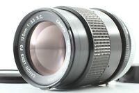 [Near MINT] Canon FD 135mm f/3.5 S.C. SC MF Lens FD Mount From Japan