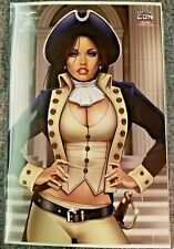 ZODIAC #2 KEITH GARVEY AWESOMECON EXCLUSIVE NM LIMITED TO 250 ZENESCOPE COMICS