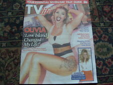 TV Life 4/6/17 Olivia Buckland -Kimberly Wyatt - Robyn Lawley