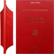 Très beaux livres anciens 1993 manuscrits à peintures reliures lyonnaises armes