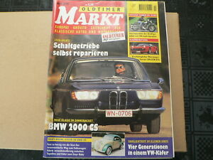 MARKT 1999 NO 2 BROUGH SUPERIOR SS100,BMW 2000 CS,STEYR 50,55,VW KAFER,KEVER,CZ
