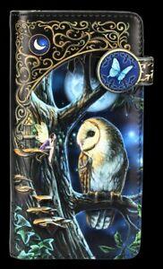 Geldbeutel mit Eule - Fairy Tales - geprägt - Lisa Parker Geldbörse Portemonnaie