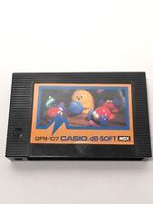GPM-107 Casio dB-Soft MSX Cartridge Game