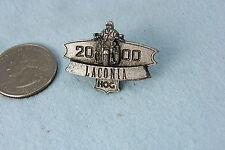 HARLEY DAVIDSON HOG PIN 2000 LACONIA