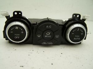 Mazda RX-8 Heater control assembly (2003-2008)