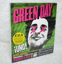 Green Day !Uno! 2012 Taiwan CD w/BOX 「Troublemaker」