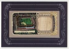 2012 Topps Gypsy Queen Shibe Park Stadium Seat Relic card #088/100 - -  FREE S/H