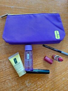 Clinique 5-piece Best of Fan Favorites Set w/ darling bag Dramatically Different