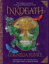 Inkheart Trilogy: Inkdeath Bk. 3 by Cornelia Funke (2008, Hardcover)