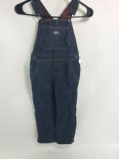 NEW WITH TAGS Little Toddler OshKosh BGosh  Overalls Bibs...