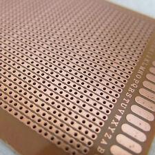 10pcs Stripboard Prototype paper circuit Board 90x150mm 2.54mm Breadboard vero