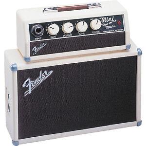 Genuine Fender Tone-Master MINI Travel Portable Electric Guitar Amplifier Amp