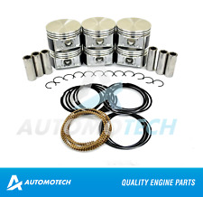 SIZE 020 - Piston & Rings For Chrysler Sebring Avenger Charger 2.7L