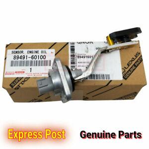 Genuine Toyota Landcruiser VDJ76 VDJ78 VDJ79 Series Engine Oil Level Sump Sensor