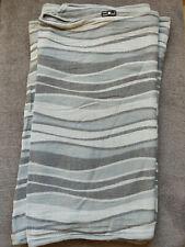 Tragetuch von Didymos Welle silber Größe 5