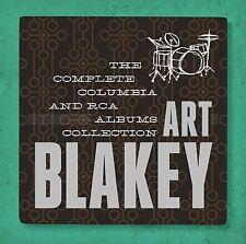 ART BLAKEY & THE JAZZ MESSENGERS  - THE COMPLETE COLUMBIA & RCA 8 CD NEU