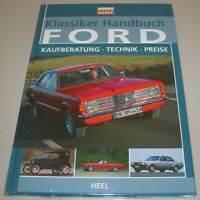 Klassiker Handbuch Ford Knudsen Granada T-Modell Mustang Technik Preise Beratung
