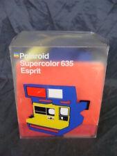 POLAROID SUPERCOLOR 635 ESPRIT BOX