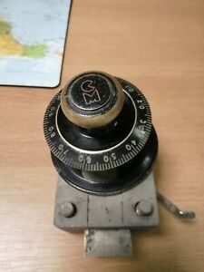 Antique Combination Safe Lock