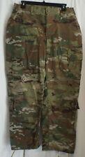 US Army Air Force OCP Multicam Combat Uniform Pants 31 Regular Female NWOT