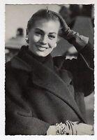 Anita Ekberg - Starpostkarte