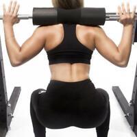 Barbell Pad Squat Bar Fitness Neck Weight Lifting ToolM Q2E9 Shoulderte J6Z7