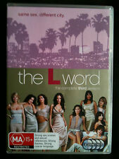 THE L WORD ~ COMPLETE THIRD SEASON 3 THREE ~ 4 DVD MINT SET ~ FREE POST