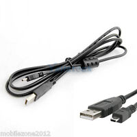 USB 2 Data Transfer Cable - Fuji FinePix F Series F40FD, F460, F470, F50fd -UZ