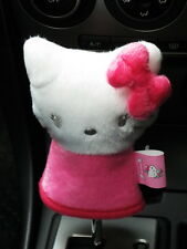 Hello Kitty Voiture Accessoire: Manuel ou tête ronde shift knob Gear Stick Cover #C