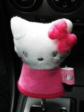 Accesorio de Coche Hello Kitty: Manual o palo de cabeza redonda Shift perilla Gear Cubierta # C