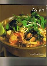 ASIAN, Farina Wong Kingsley, Japanese - Indian recipes Classic  & new dishes
