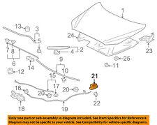 5910A027XA Mitsubishi Handle, hood lock release 5910A027XA