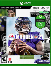 Madden Nfl 21 - Xbox One, Xbox Series X