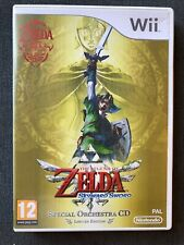 The Legend Of Zelda Skyward Sword (WII) (VGC)