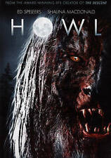 Howl Ed Speelers, Sean Pertwee & Paul Hyett NEW DVD FREE SHIPPING!!!