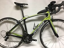 Specialized Alias Carbon Road Triathlon Bicycle Ultegra Aero Road Bike Venge