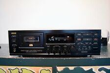 AKAI GX-67 Tape Deck 3-Kopf Double Capstan MPX BIAS  *funktioniert*
