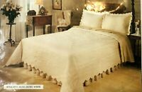 HEIRLOOM ARCH HOME COLLECTION PATCHWORK QUILT 100% HAND QUILTED TWIN 68 x 86