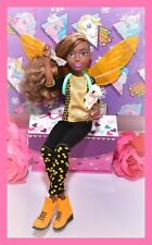 "��Mattel Dc Comics Super Hero Girls Bumble Bee Bumblebee Wings 12"" Doll��"