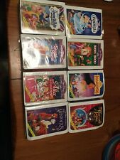 1995 Disney Masterpiece Collection McDonald's Happy Meal Toys Complete Set 1-8