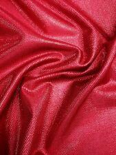 Luccicante morbido tessuto satinato Plain abito matrimonio Craft Luce