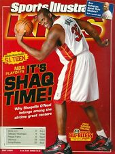 2005 Sports Illustrated for Kids w/Cards: Shaquille O'Neal Miami Heat