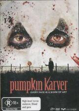 THE PUMPKIN KARVER - Michael Zara, Amy Weber, Brian Kary  - DVD