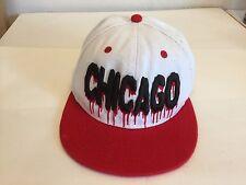 Time Is Money - CHICAGO Cap 'L A' - Snapback Flat Peaks Baseball Hat