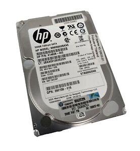 "HP MM0500EBKAE 614828-002 500GB 7200RPM SATA 2.5"" Server Hard Drive"